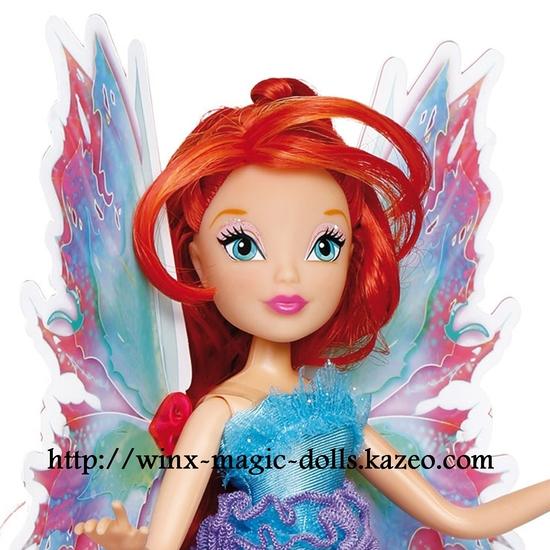 poupée Bloom Mythix tête