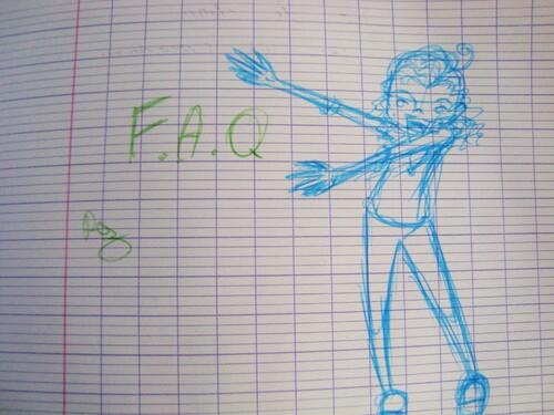 mes dessins n°34
