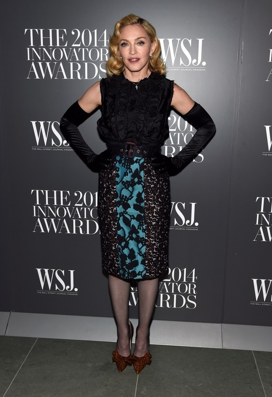 Madonna @ The Innovator Awards 2014 (4)