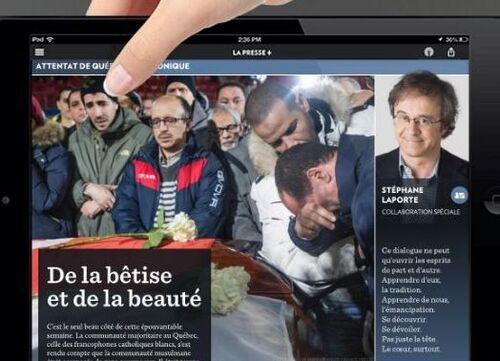 DE LA BÊTISE ET DE LA BEAUTÉ - Stéphane Laporte- La Presse+