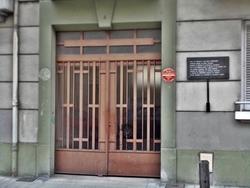 Grenoble et les plaques commémoratives (suite)