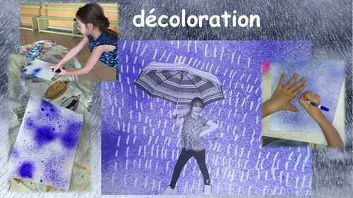Techniques Artistiques: de la matière à la couleur