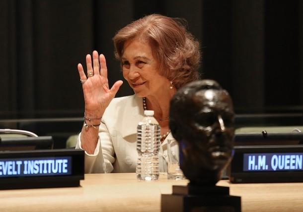 Sofia à l'Onu