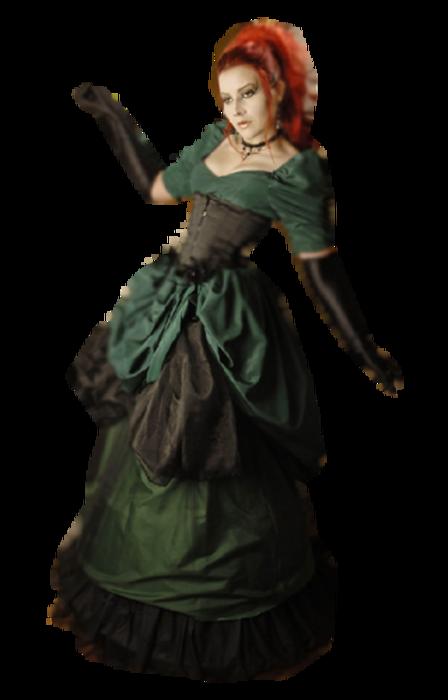 Femmes En Vert Série 10