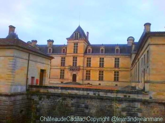 Eglise Saint-Blaise et Saint-Martin Cadillac sur Garonne(Gironde)