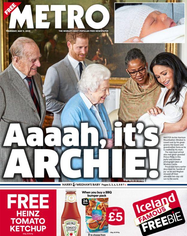 Archie est partout