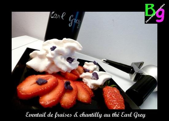 fraises et chantilly earl grey