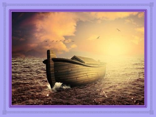 Demeurer dans l'arche et garder la foi
