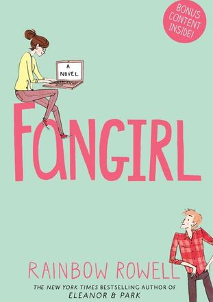 Fangirl by Rainbow Rowell, une merveille !