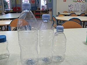 bouteilles x3