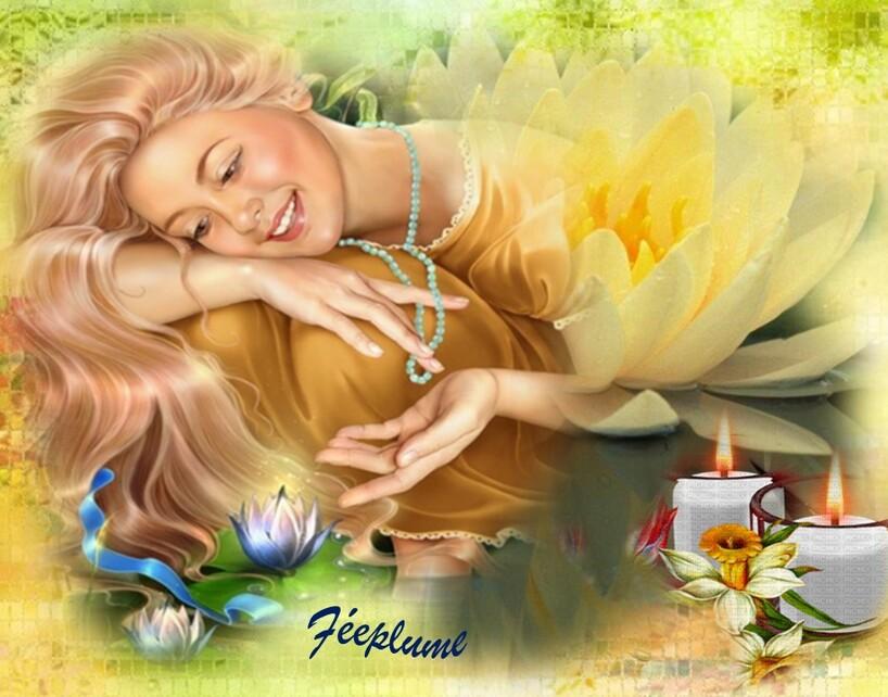 Relaxation et bonheur enfantin