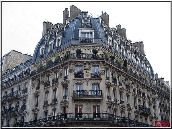 PARIS - RUE DE RENNES- DEC 2011 R1
