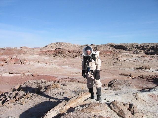 Destination pour MARS : scénario semi direct