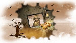 Halloween Fonds d'Ecrans