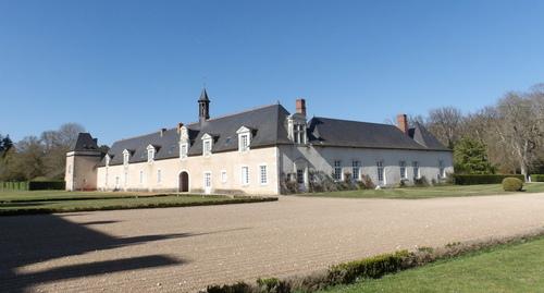 Le château de Beauregard ( 1 )