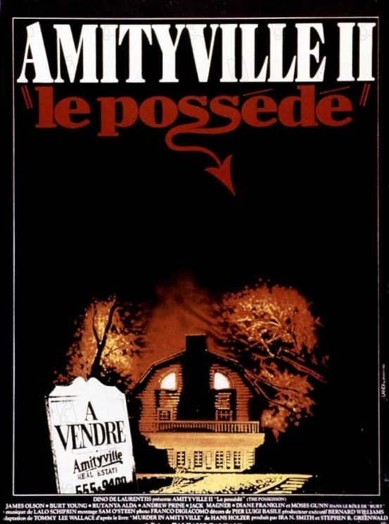 AMITYVILLE 2 LE POSSEDE
