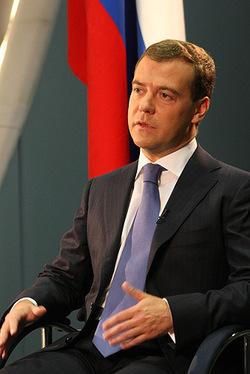 Dmiti Medvedev, des oriziles à la Présidence de la Fédération de Russie
