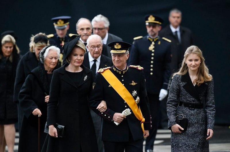 Funérailles du grand duc Jean (2/2)