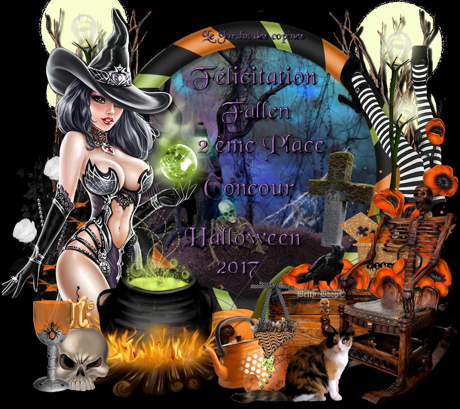 Diplômes Concours Halloween