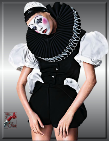 DP0007 - Tube Pierrot