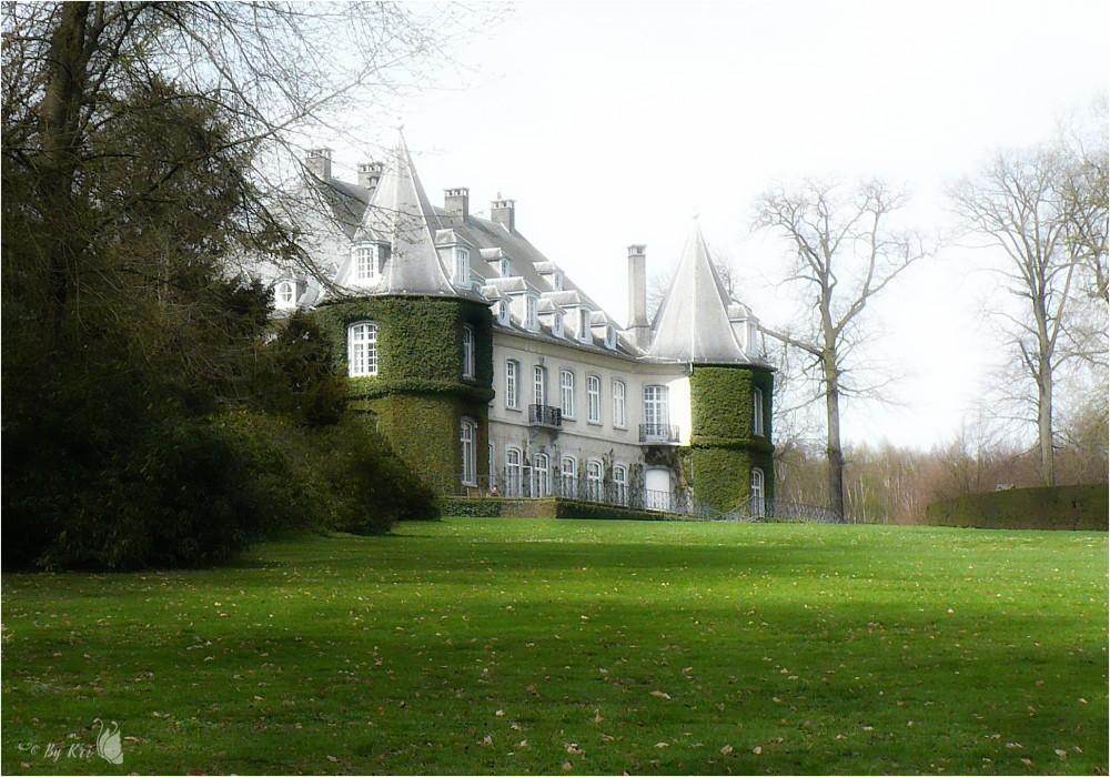 Le Château de la Hulpe (Be) ...
