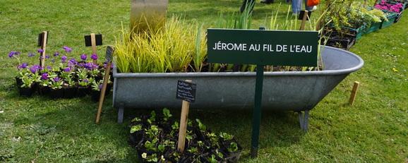 Journées des Plantes et Art du jardin au Château de Crécy la Chapelle