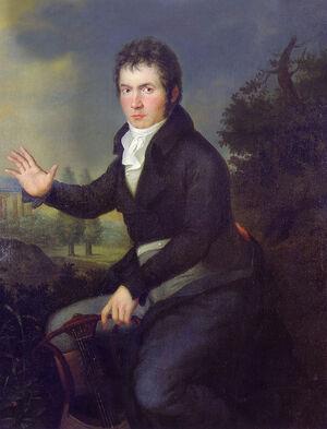 Ludwig Van Beethoven, n°3 Symphonie Héroïque