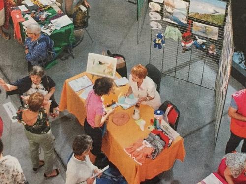 Le Crilac aura son stand Au forum des associations à Bonlieu de 10h à 18h