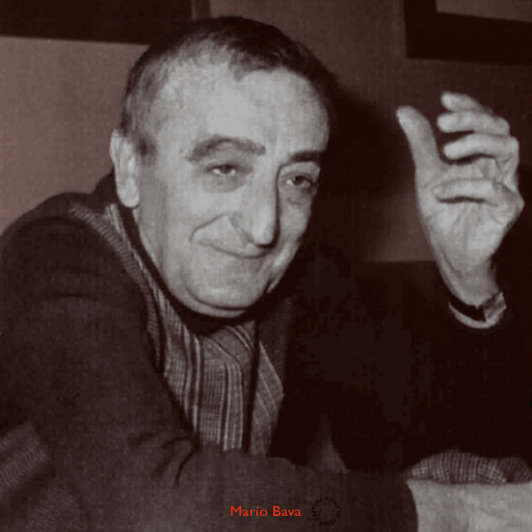 MARIO BAVA Portrait