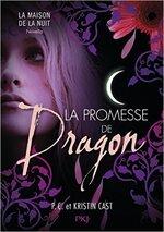La promesse de Dragon de P.C. et Kristin Cast