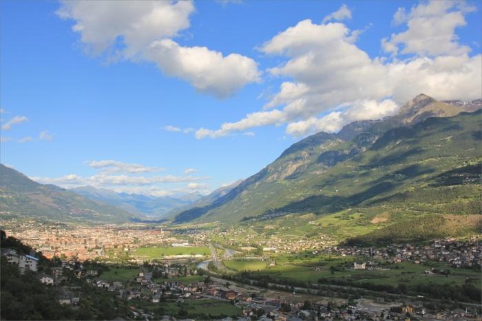 Escapade gourmande (1/3) : La vallée d'Aoste