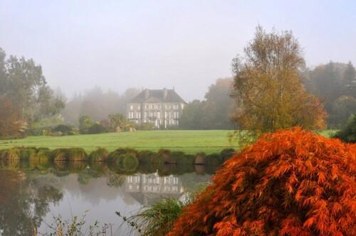 Parc Botanique de haute Bretagne