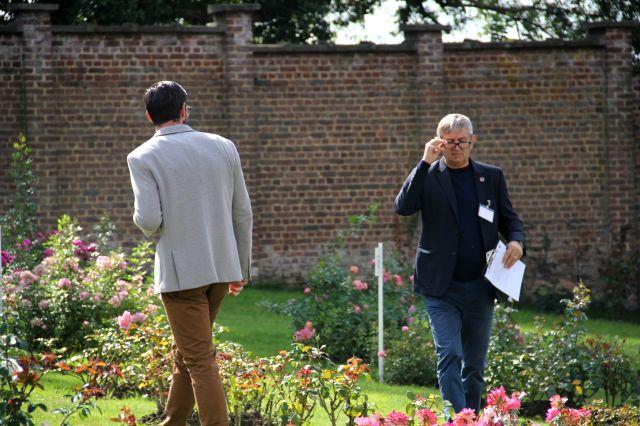 Concours International de Roses Nouvelles du Roeulx - 2018