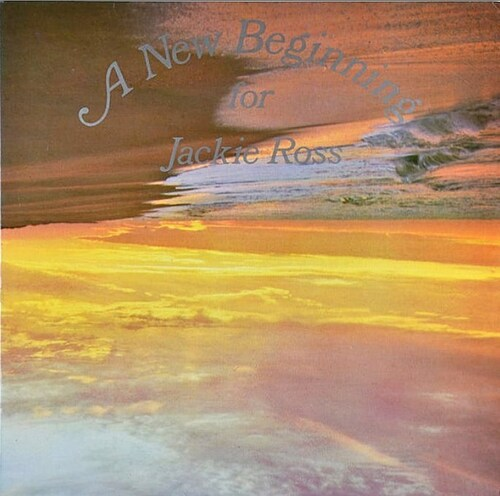 """Jackie Ross : Album """" A New Beginning For Jackie Ross """" Golden Ear Records GE-2282 [ US ]"""
