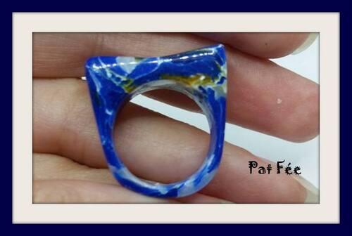 """Bague """"Lapis Lazuli"""""""