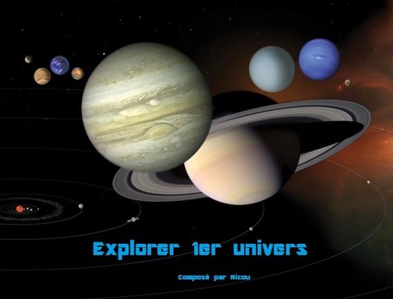 """Explorer """"1er univers"""" (compo)"""