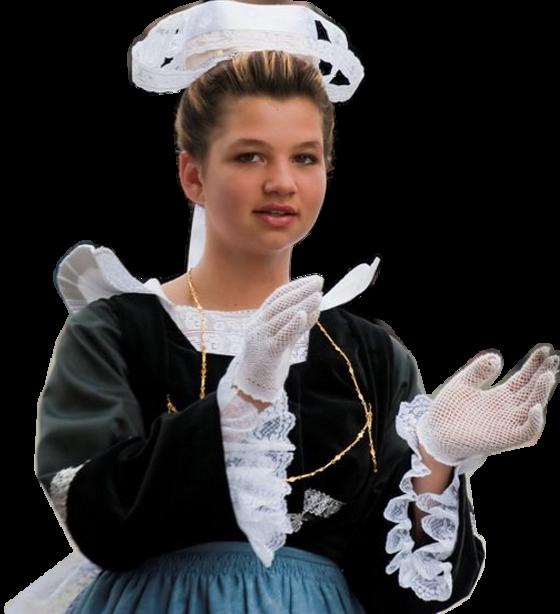 TUBES FEMMES BRETONNE