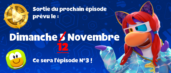 Informations importante - Episode N°3