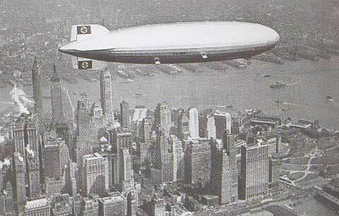 Dirigeable Hindenburg