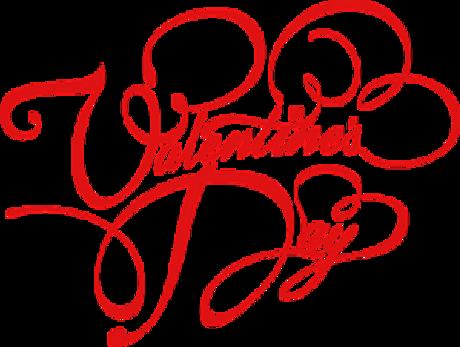 Texte écriture Saint Valentin
