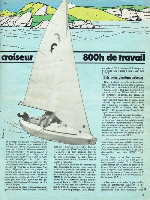 Promotion du Figaro 5