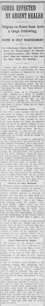 The Washington Herald, Sunday, December 25, 1910