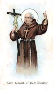 saint Léonard de Port-Maurice et le purgatoire