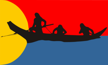 Flags of Native Americans