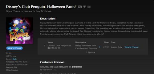 """Du nouveau concernant """"Panique à halloween"""""""
