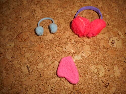 * Lunettes, gants  & Beauté