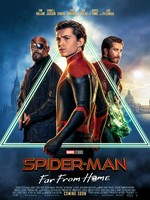 Spider-Man : Far From Home affiche