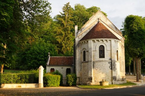 Chanceaux près Loches
