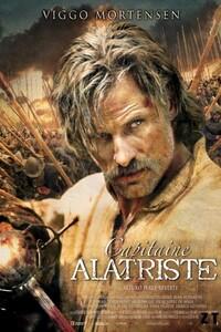 Capitaine Alatriste ; ''Ce n'était pas l'homme le plus honnête, ni le plus pieux, mais c'était un homme courageux. Il s'appelait Diego Alatriste.''  Tels sont les premiers mots du best-seller international d'Arturo Pérez-Reverte, ''Le capitaine Alatriste''. L'histoire se déroule dans l'Espagne impériale du XVIIe siècle, entre 1622 et 1643, sous le règne de Philippe IV, avant-dernier roi de la Maison d'Autriche. Philippe IV est un monarque faible et facilement manipulable, dominé par une Cour corrompue, agitée par les intrigues orchestrées par le très influent comte-duc Olivares. L'Empire espagnol décline lentement. La société souffre de ses nombreuses contradictions. Le luxe et l'opulence de l'aristocratie coexistent avec la misère et la vulnérabilité du peuple.  Ce monde déclinant est le théâtre des aventures de Diego Alatriste, fier soldat au service de Sa Majesté dans les Flandres, et mercenaire à Madrid et Séville en temps de paix. ...-----... Date de sortie: 2008  Année de production: 2008  Réalisateur: Agustín Díaz Yanes  Acteur: Viggo Mortensen, Elena Anaya, Ariadna Gil  Genre: Action, Aventure, Capes et épées, Historique  Nationalité américain , espagnol , français  Durée: 2h25 min