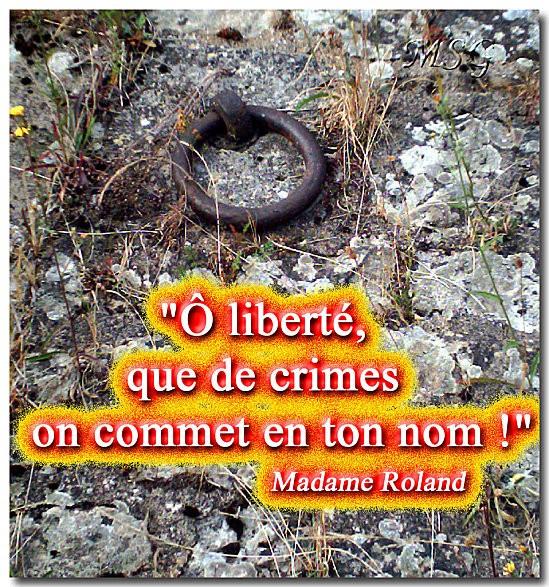 O liberté